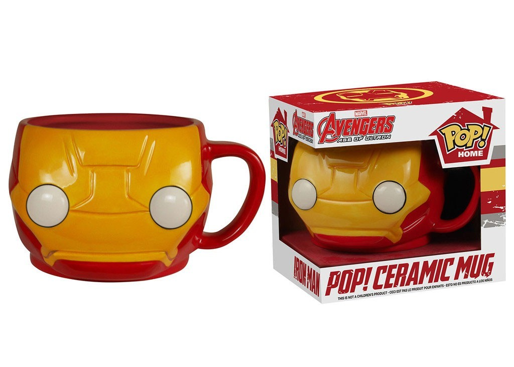Caneca Iron Man - Avengers Age of Ultron