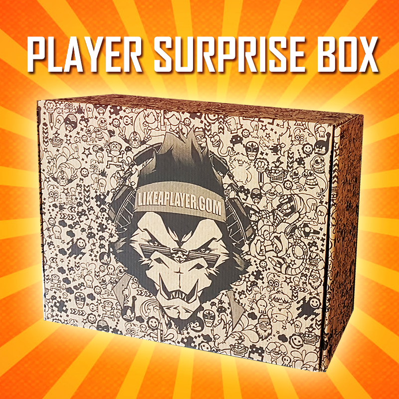 PLAYER SURPRISE BOX MARÇO