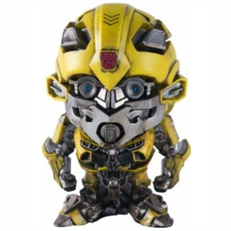 Figura Transformers The Last Knight Super Deformed - Bumblebee