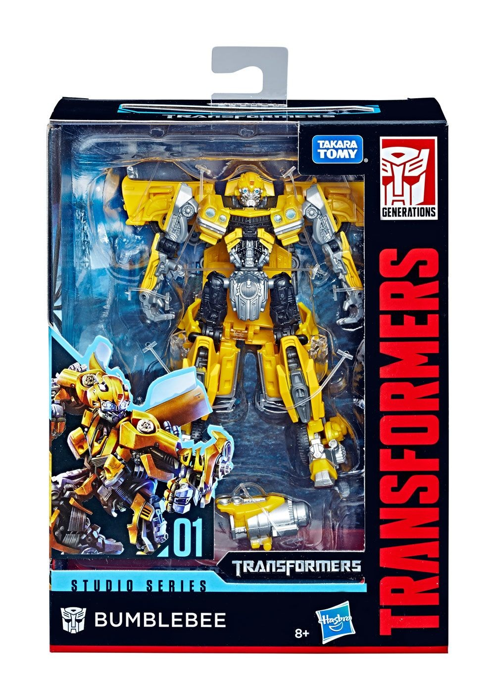 Action Figure Transformers - Bumblebee